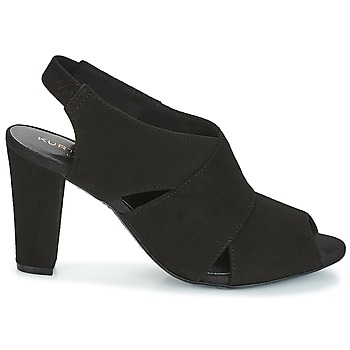 Sandales KG by Kurt Geiger FOOT-COVERAGE-FLEX-SANDAL-BLACK