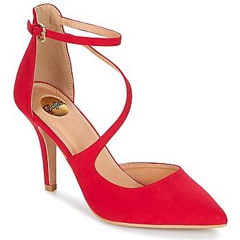 Chaussures Femme Escarpins Buffalo YOYOSBAND Rouge