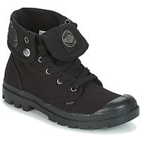 Chaussures Femme Boots Palladium BAGGY Noir
