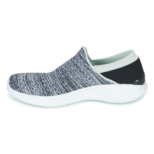 Skechers YOU Noir / Blanc