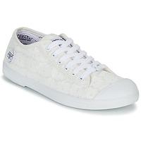 Chaussures Femme Baskets basses Le Temps des Cerises BASIC 02 Blanc