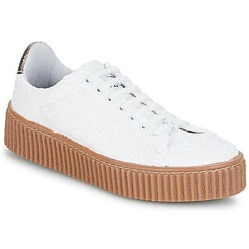 Chaussures Femme Baskets basses Le Temps des Cerises TALYS Blanc