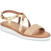 Chaussures Femme Sandales et Nu-pieds Casual Attitude IPOURK Or