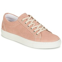 Chaussures Femme Baskets basses Casual Attitude IPINIA Rose