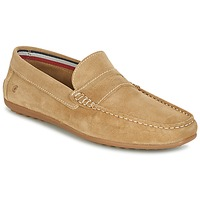 Chaussures Homme Mocassins Casual Attitude IMOPO Beige
