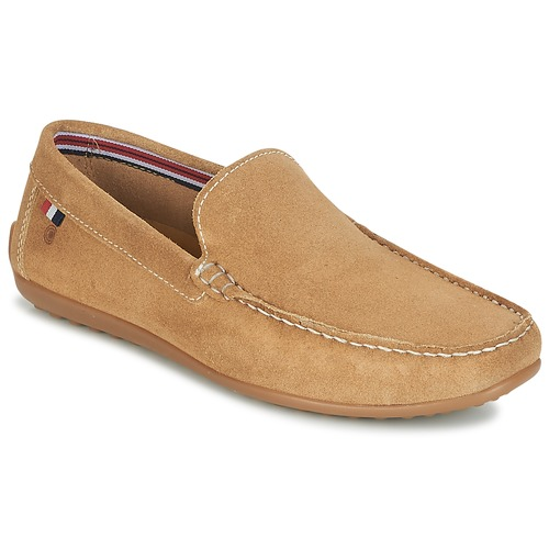 Chaussures Homme Mocassins Casual Attitude JALAYARE Camel