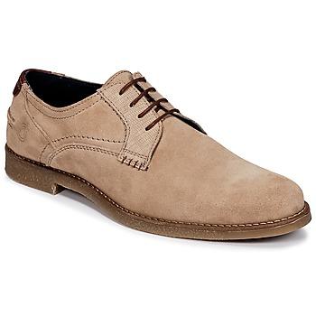 Chaussures Homme Derbies Casual Attitude IGANDA Beige