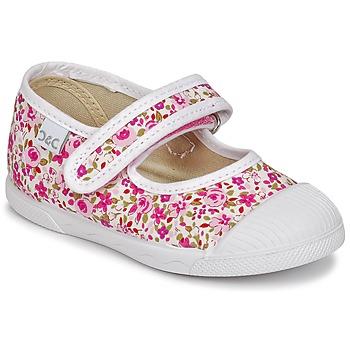 Chaussures Fille Baskets basses Citrouille et Compagnie APSUT Rose