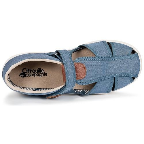 Citrouille et Compagnie GUNCAL Bleu