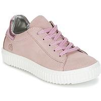 Chaussures Fille Baskets basses Citrouille et Compagnie IPOGUIBA Rose