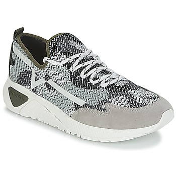 Chaussures Homme Baskets basses Diesel S-KBY Gris / Kaki