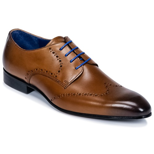 Chaussures Homme Derbies Carlington FRUTO Marron