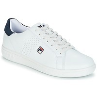 Chaussures Homme Baskets basses Fila CROSSCOURT 2 F LOW Blanc / Bleu