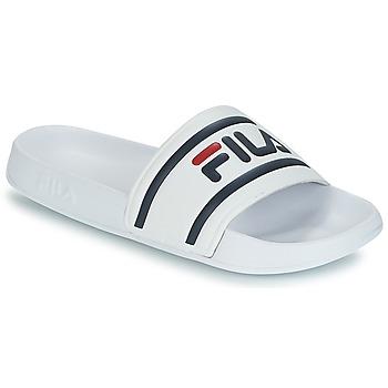 Chaussures Homme Claquettes Fila MORRO BAY SLIPPER Blanc