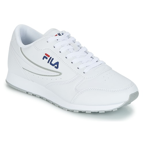 Chaussures Femme Baskets basses Fila ORBIT LOW WMN Blanc