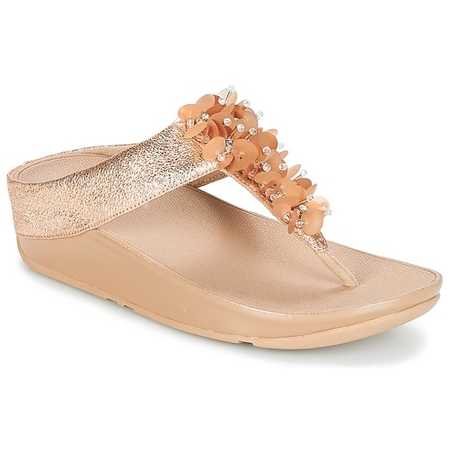 FitFlop BOOGALOO TOE POST Rose gold