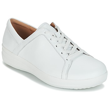 Chaussures Femme Baskets basses FitFlop F-SPORTY II LACE UP SNEAKERS Blanc