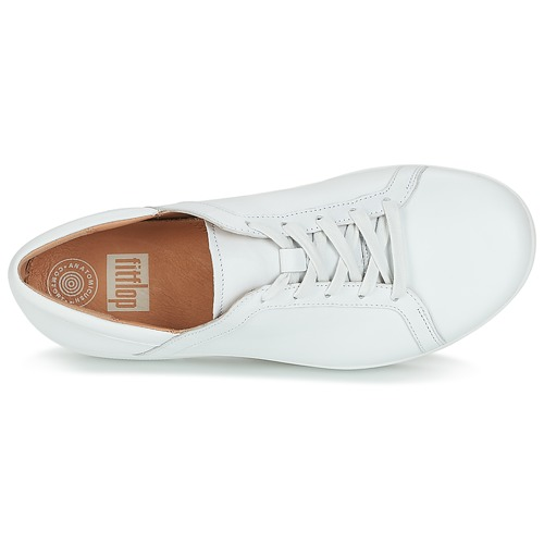 FitFlop F-SPORTY II LACE UP SNEAKERS Blanc