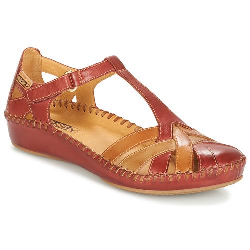 Chaussures Femme Sandales et Nu-pieds Pikolinos P. VALLARTA 655 Marron