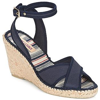 Chaussures Femme Sandales et Nu-pieds Pare Gabia KLINADA Marine