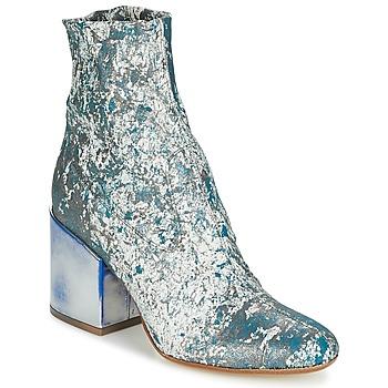 Chaussures Femme Bottines Now LUNA Bleu