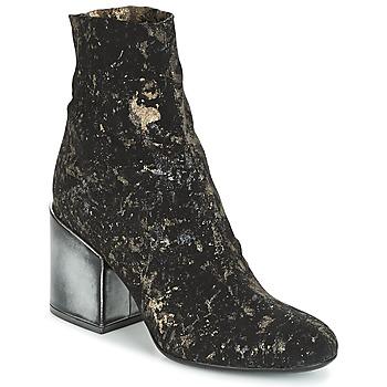 Chaussures Femme Bottines Now LUNA Noir