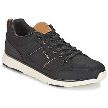 Chaussures Homme Baskets basses Kappa SIMEHUS Noir