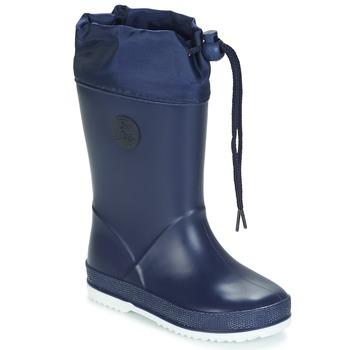 Chaussures Enfant Bottes de pluie Be Only ALEXA Marine