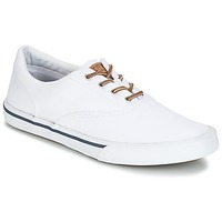 Chaussures Homme Baskets basses Sperry Top-Sider STRIPER II CVO WASHED Blanc