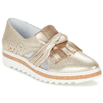 Chaussures Femme Mocassins Regard RASTAFA Or