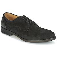 Chaussures Homme Derbies Hudson DREKER Noir