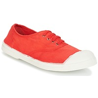 Chaussures Femme Baskets basses Bensimon TENNIS LACET Red