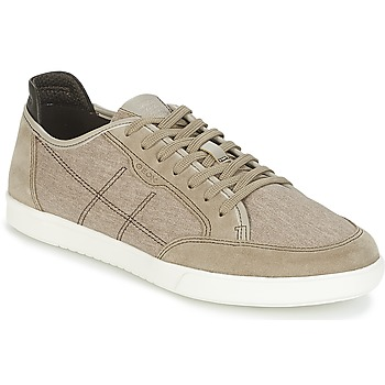 Chaussures Homme Baskets basses Geox U WALEE A Sable