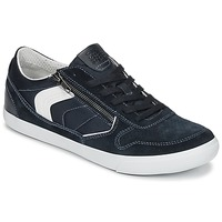 Chaussures Homme Baskets basses Geox U BOX C Bleu