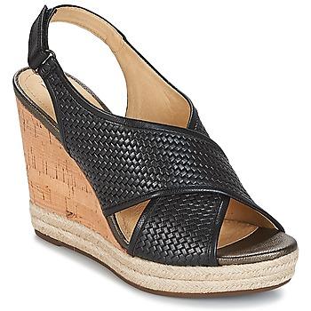 Chaussures Femme Sandales et Nu-pieds Geox JANIRA C Noir