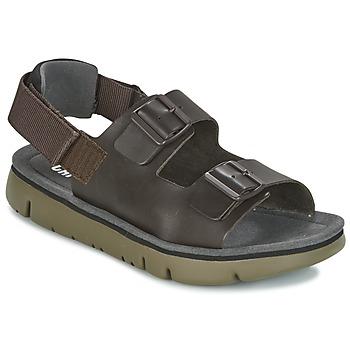 Chaussures Homme Sandales et Nu-pieds Camper ORUGA SANDAL Marron