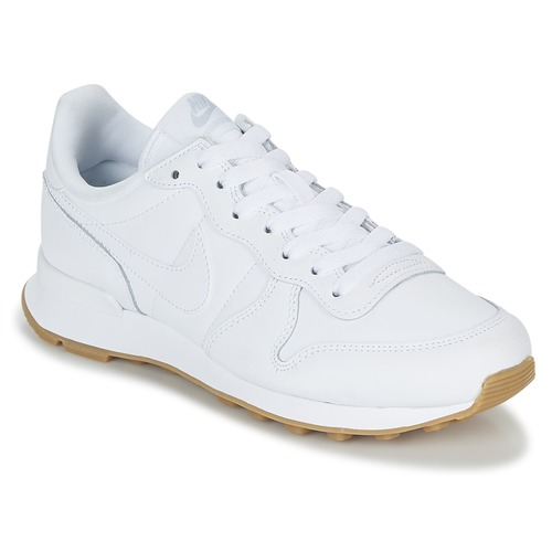 the best attitude 3af3b 05344 Chaussures Femme Baskets basses Nike INTERNATIONALIST W Blanc