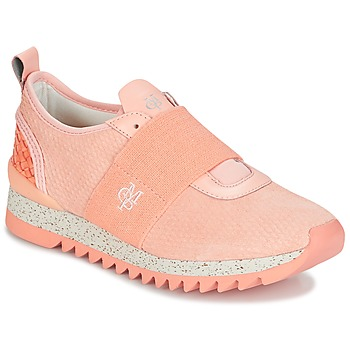 Chaussures Femme Baskets basses Marc O'Polo GARIS Rose / Beige