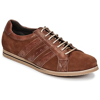 Chaussures Homme Baskets basses So Size IGOPINETTE Marron