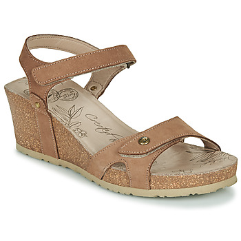 Chaussures Femme Sandales et Nu-pieds Panama Jack JULIA Taupe