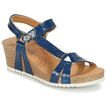 Chaussures Femme Sandales et Nu-pieds Panama Jack VIOLETTA Marine