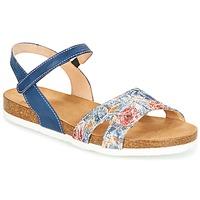 Chaussures Femme Sandales et Nu-pieds Think ZIFUDEKE Bleu