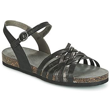 Chaussures Femme Sandales et Nu-pieds Think CLARA Noir