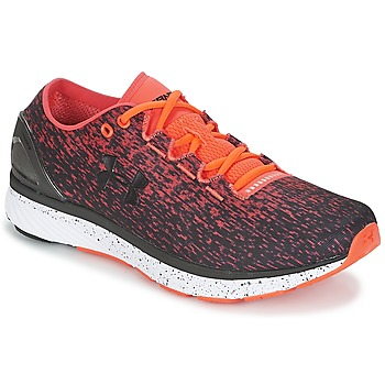 Chaussures Homme Running / trail Under Armour BANDIT Rose / Noir