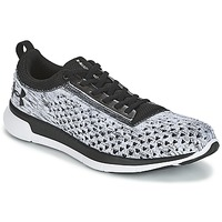 Chaussures Homme Baskets basses Under Armour CHARGED LIGHTNING 3 Noir / Blanc
