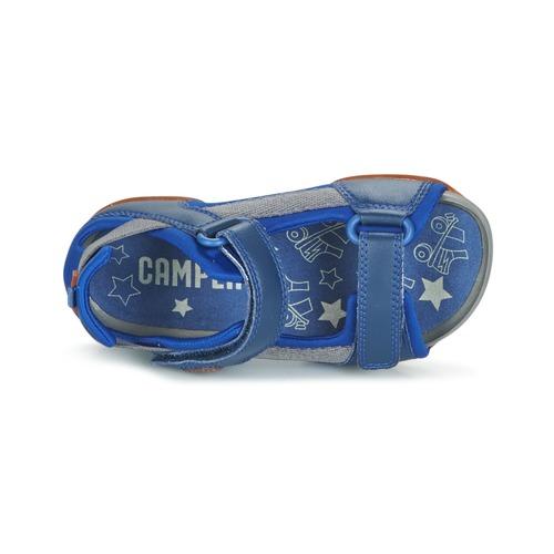 Camper OUS Bleu