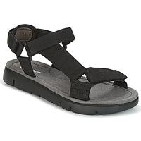 Chaussures Femme Sandales et Nu-pieds Camper ORUGA SANDAL Noir