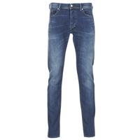 Vêtements Homme Jeans slim Diesel TEPPHAR Bleu 0688A