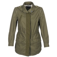 Vêtements Femme Parkas Maison Scotch XERF Kaki