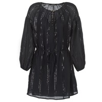 Vêtements Femme Robes courtes Maison Scotch DRAGUO Noir